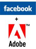 Adobe og Facebook