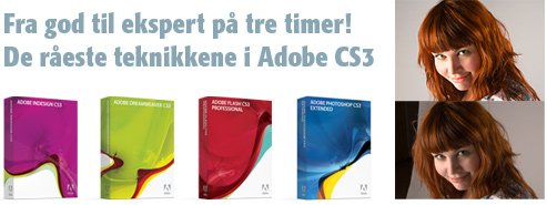 Adobe CS3 Workshop