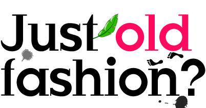 Old Fashion Font